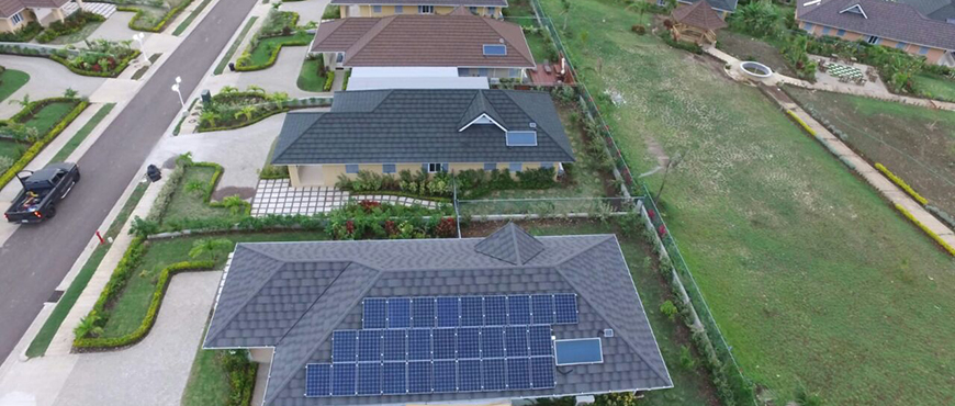 solar power storage solutions