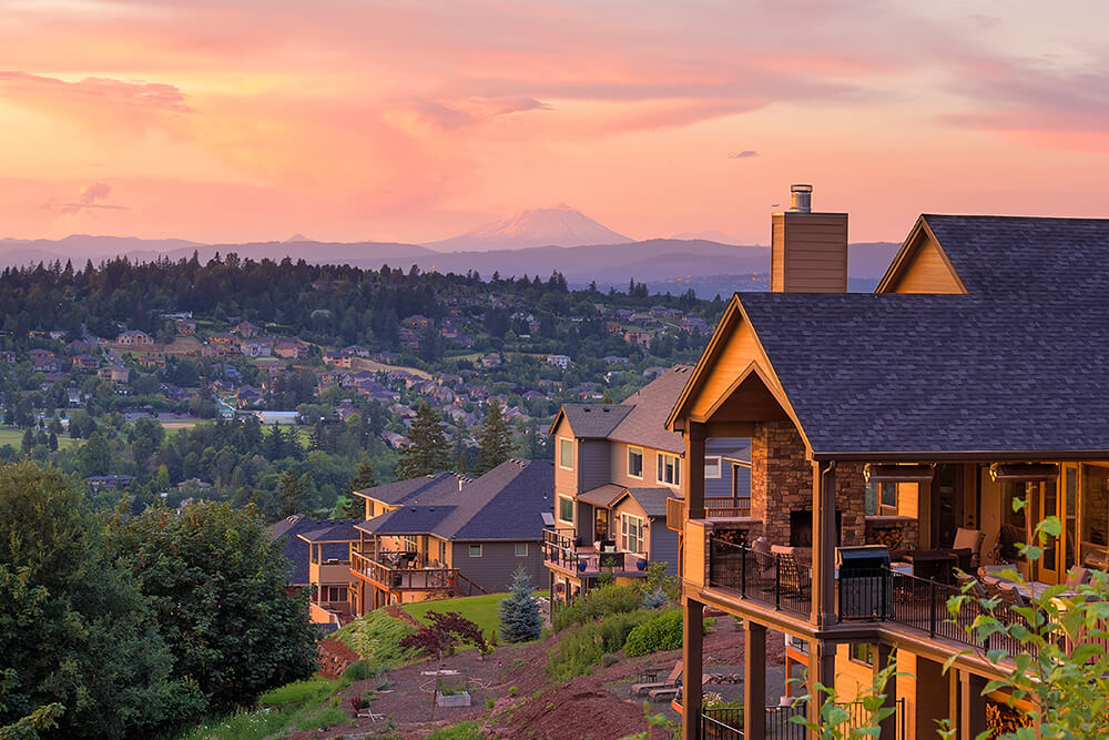 Case Study off Grid in The Pacific Northwest