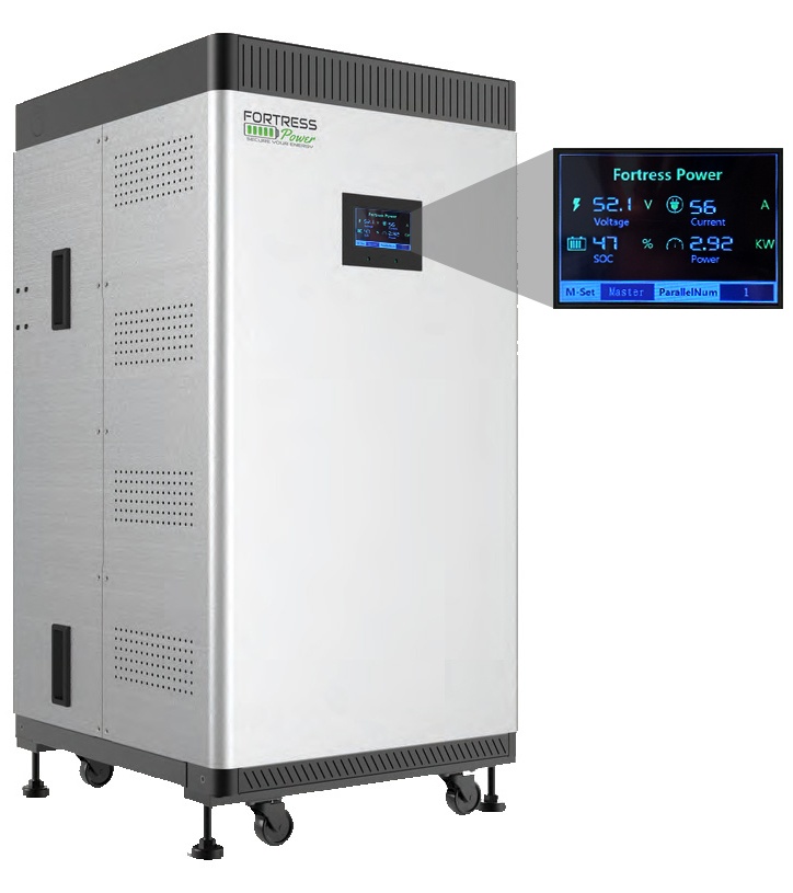 eVault 18.5kWh Battery