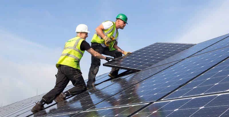 Solar-installers
