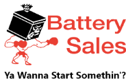 Battery Sales