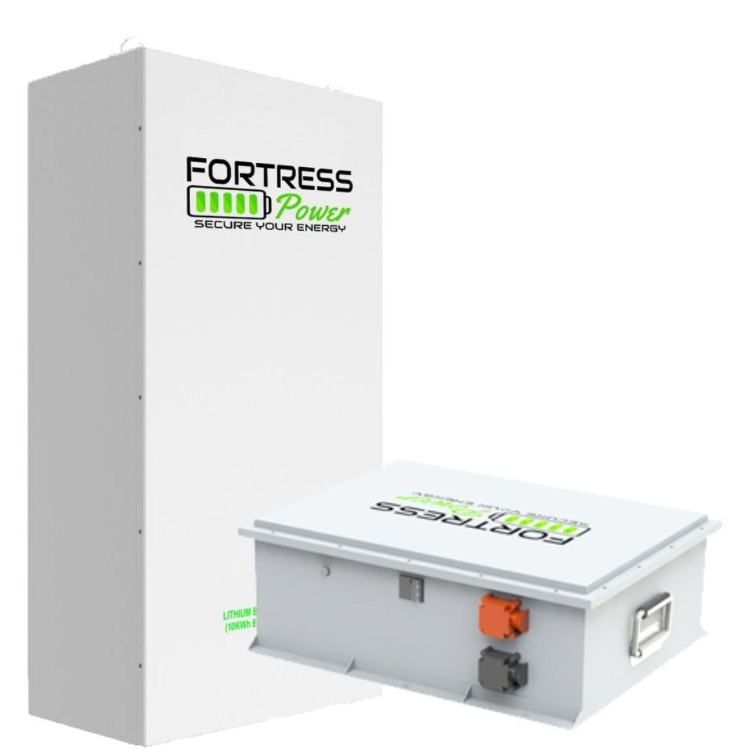 Fortress power LFP-5 & LFP-10 Battery Series