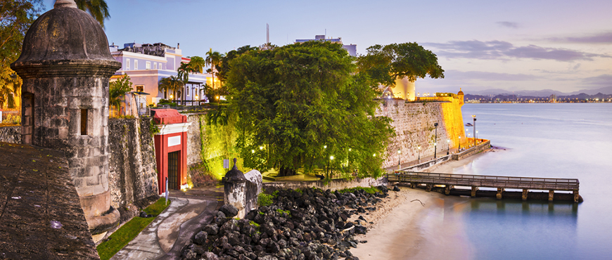 Puerto Rico – Battery Backup Storage