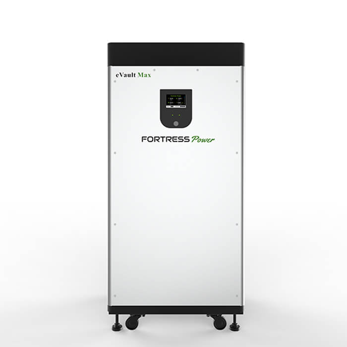 eVault Max 18.5kWh LFP Battery - Clean Energy solution