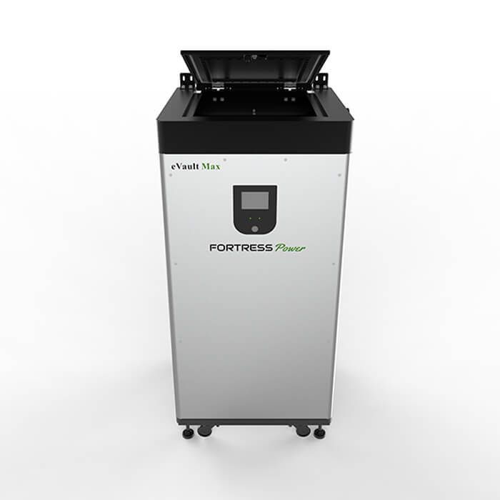 eVault Max 18.5kWh LFP Battery - renewable Energy solution