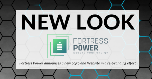 Fortress power new logo release
