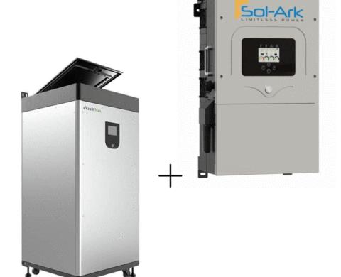 eVault solark